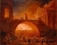 Paris Agreement Nero Fire